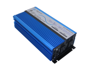 Aims Inverter Current Connected